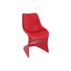 SIESTA EXCLUSIVE Židle BLOOM červená