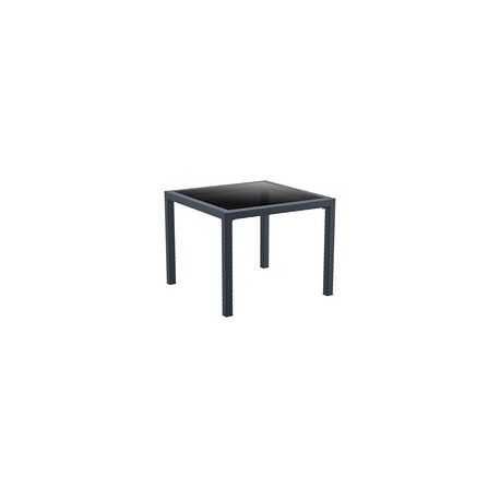 SIESTA EXCLUSIVE; Stůl BALI šedý