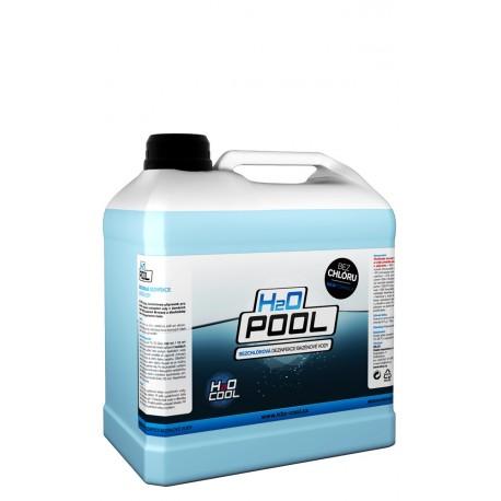 Bezchlórová desinfekce bazénové vody 3l