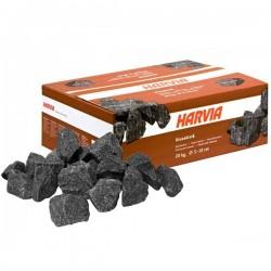 Saunové kameny 20kg; červené; O 5-10cm