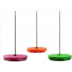 WX POOLBAR tyč & step do bazénu - fialová