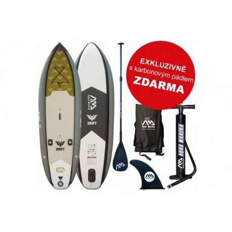 AQUA MARINA Paddle board DRIFT FISHING - AKCE