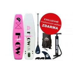 AQUA MARINA Paddle board FLOW - Yoga & Fitness - AKCE