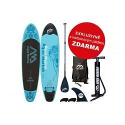 AQUA MARINA Paddle board VAPOR - AKCE