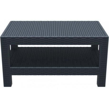 SIESTA EXCLUSIVE; Stůl MONACO šedý
