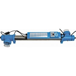 Blue Lagoon UV-C sterilizátor a ionizer, 75 W/70 m3