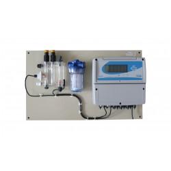 Dávkovací stanice SEKO K800 - pH/ORP/Cl volný + 2x magnetická dávkovací pumpa