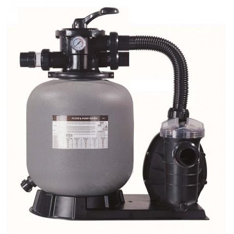 Kompletní písková filtrace COMBO MASTER 400