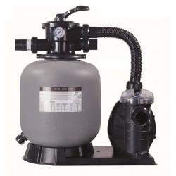 Kompletní písková filtrace COMBO MASTER 650