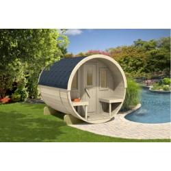 Sudová sauna 250 Thermowood