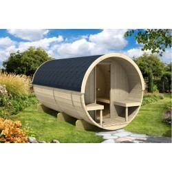 Sudová sauna 330 terras Thermowood
