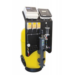 WATERCOM pH/Redox + filtrace S610 - kompletní systém pro úpravu bazénové vody