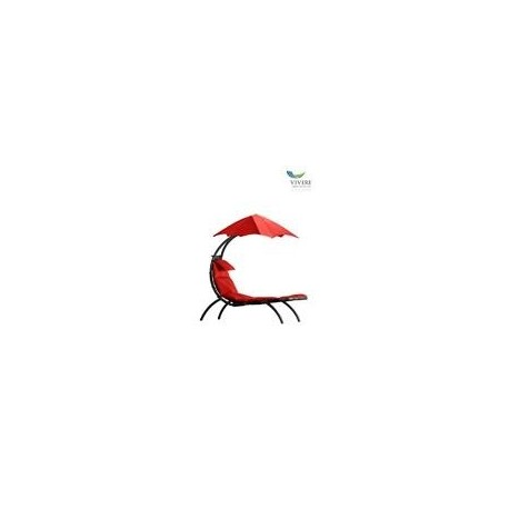 Vivere - Original Dream Lounger Cherry Red